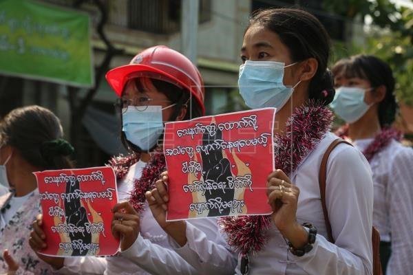 El Ejército birmano y rebeldes kachin combaten en el norte del país