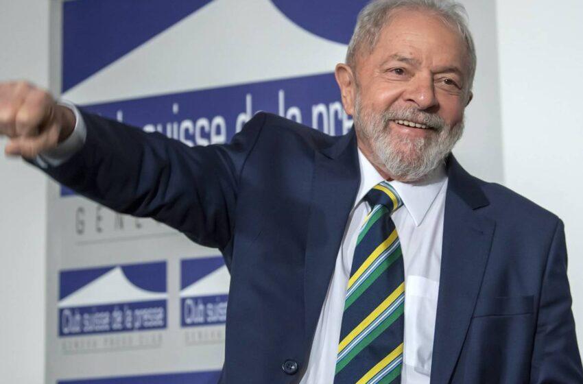 Lula dispuesto a competir con Bolsonaro en las presidenciales de 2022