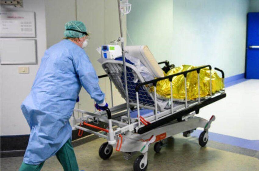 En un día 490 muertos por covid. Por coronavirus han fallecido 72.725 colombianos
