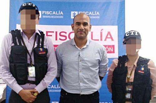 La Corte dejó en firme condena a 6 años de cárcel contra exjuez Ronald Floriano Escobar