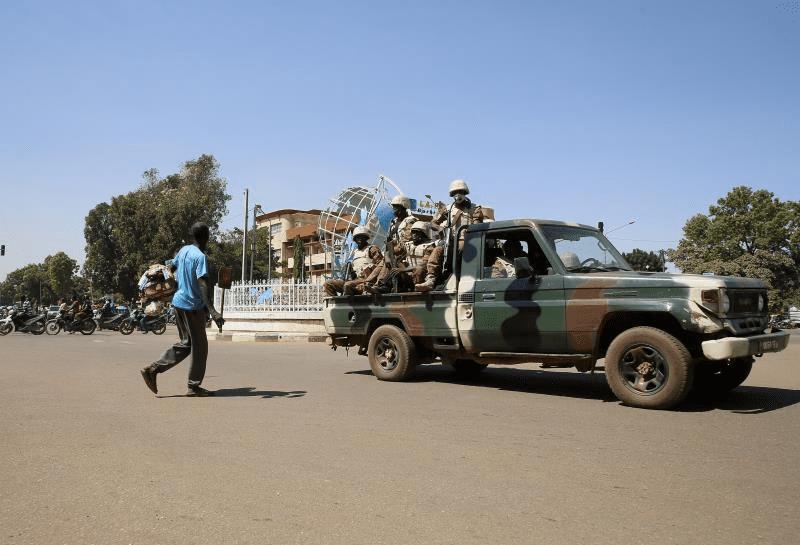 Burkina mata 8 terroristas en la zona del asesinato de periodistas españoles