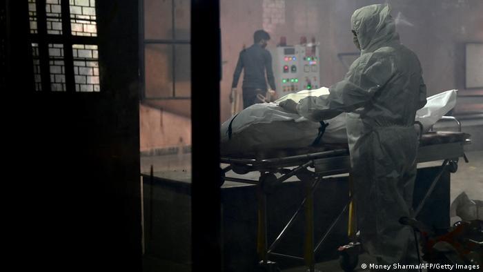 Al menos 11 muertos por la falta de oxígeno en un hospital de la India