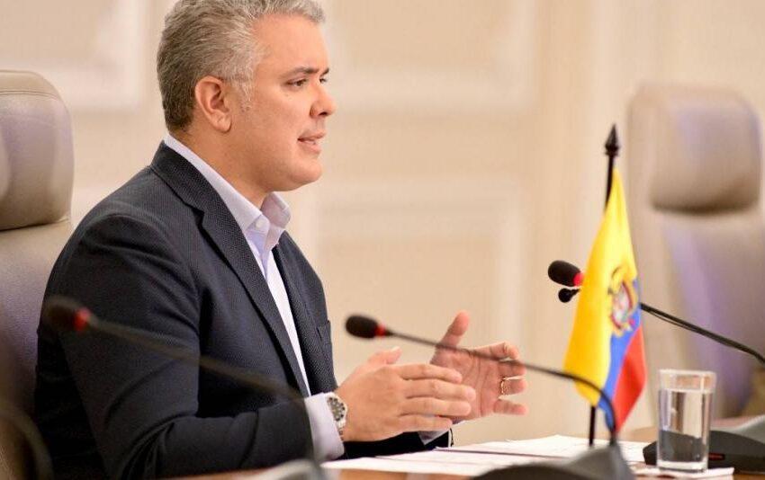 Positiva y productiva tiene que ser la reunión de las Cortes con el Presidente Duque