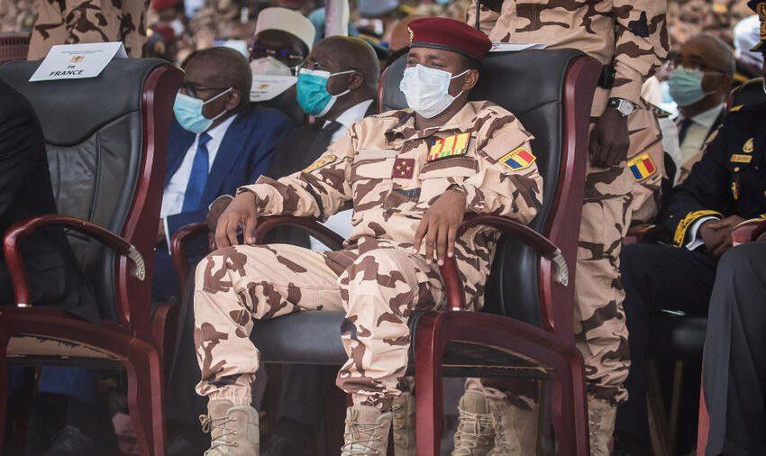 La junta militar que dirige Chad nombra un Gobierno de transición