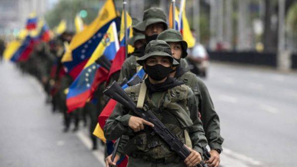 ONG denuncia que disidentes de FARC secuestraron a 6 militares venezolanos