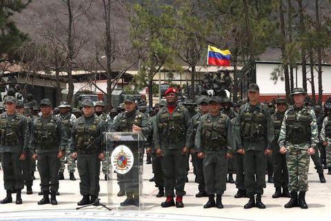 Más de 50 personas condenadas en Venezuela por el fallido ataque marítimo de hace un año