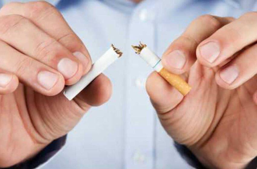 El ejercicio puede ayudar a abandonar el hábito del cigarrillo