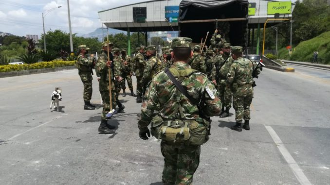 Militarizado el municipio de Acacías por alteración del orden público