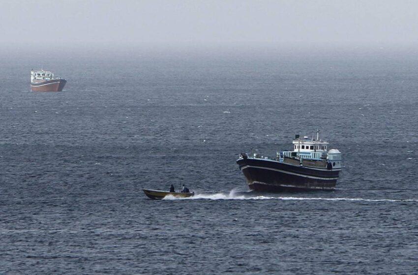 EE.UU. lanza 30 disparos de advertencia a Irán en el estrecho de Ormuz
