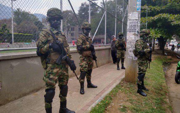 Celebrar que no haya militarización ni en Villavicencio ni en el Meta