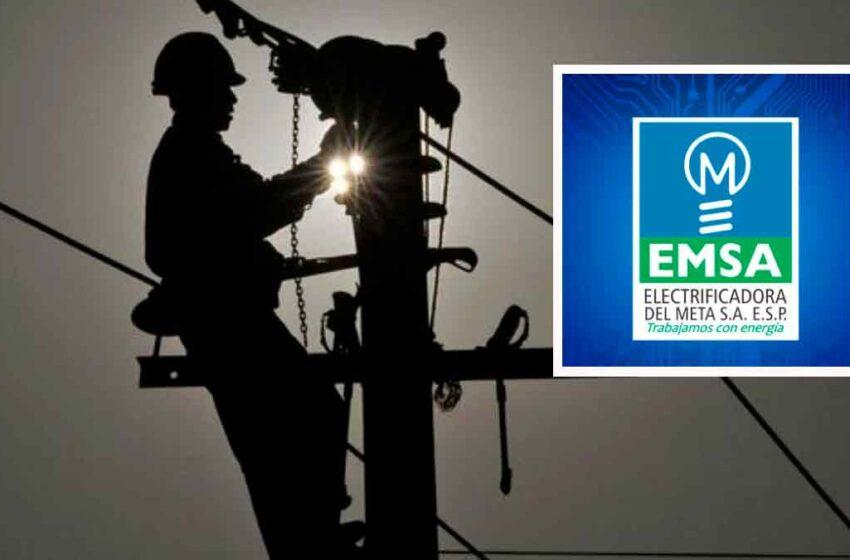 El invierno ha causado afectaciones en el servicio de energía eléctrica