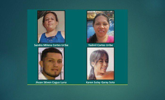 Angustiados los familiares de los cuatro trabajadores secuestrados en Mesetas, imploran su liberación
