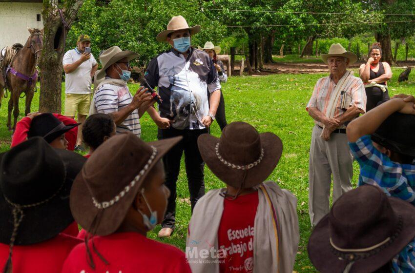 """En San Pedro de Arimena promueven ruta turística """"Guadalupana"""""""