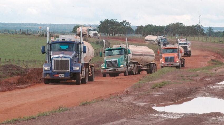 Intervención de urgencia anunciaron para recuperar carretera en Los Mangos hacia Vichada