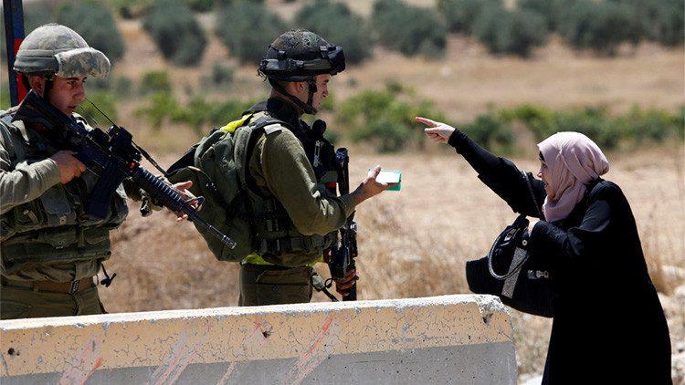Mujer palestina muerta por disparos israelíes tras presunto intento de ataque