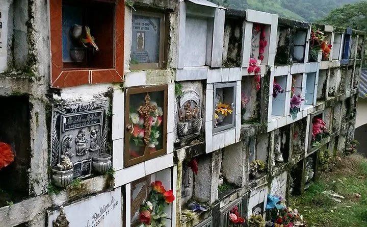 En el cementerio de Villavicencio no hay espacio para más muertos