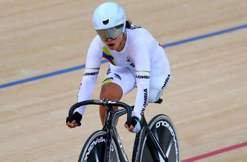 La colombiana Munévar, satisfecha por oro en Mundial paralímpico,  pero quiere más