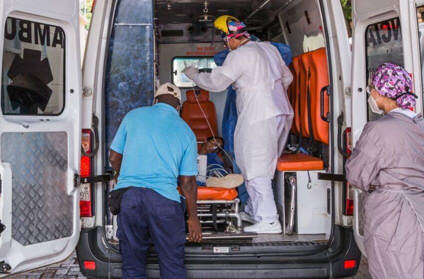 En Colombia más muertos y contagiados por el coronavirus