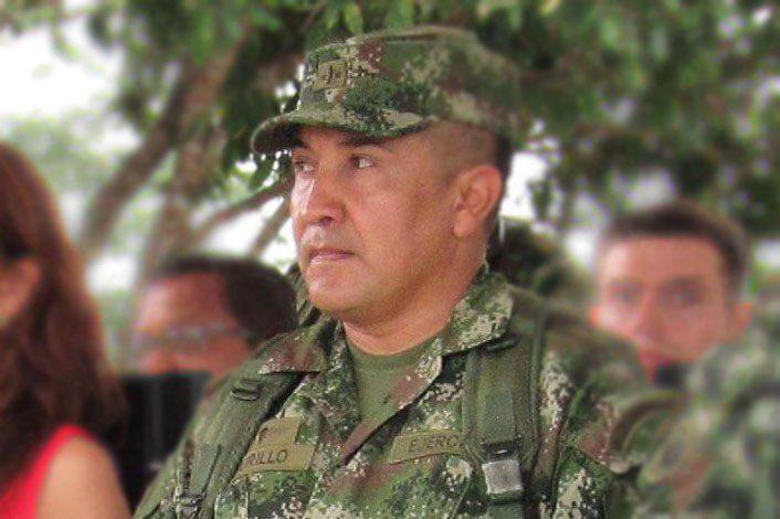 Antisociales usan el nombre del Comandante de la Séptima Brigada para delinquir