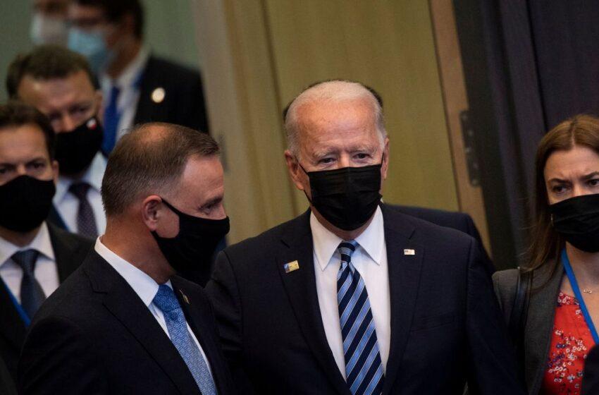 Biden endurece en la OTAN el tono frente a Putin antes de reunirse en Ginebra