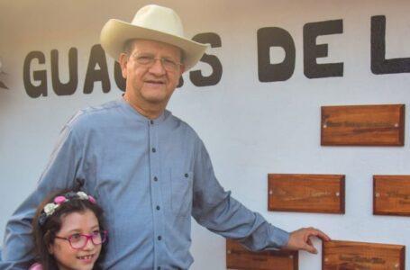 Solidaridad con Isaac Tacha y su esposa  por el fallecimiento de su hijita de diez años