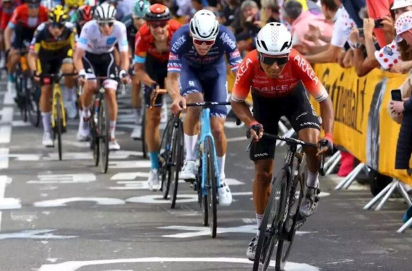 """""""Seguimos pálante"""": Nairo Quintana, motivado para lo que viene en Tour de Francia 2021"""