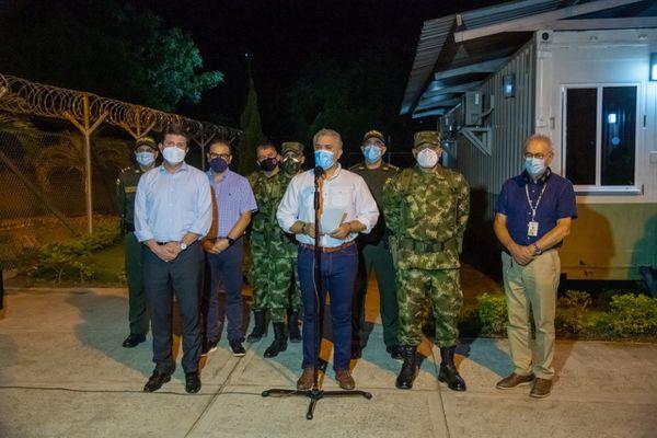 Alerta nacional para evitar atentado como el registrado en Cúcuta