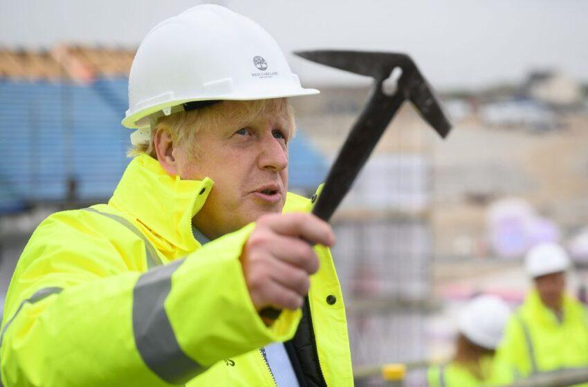 Johnson subraya la responsabilidad del G7 de vacunar al mundo