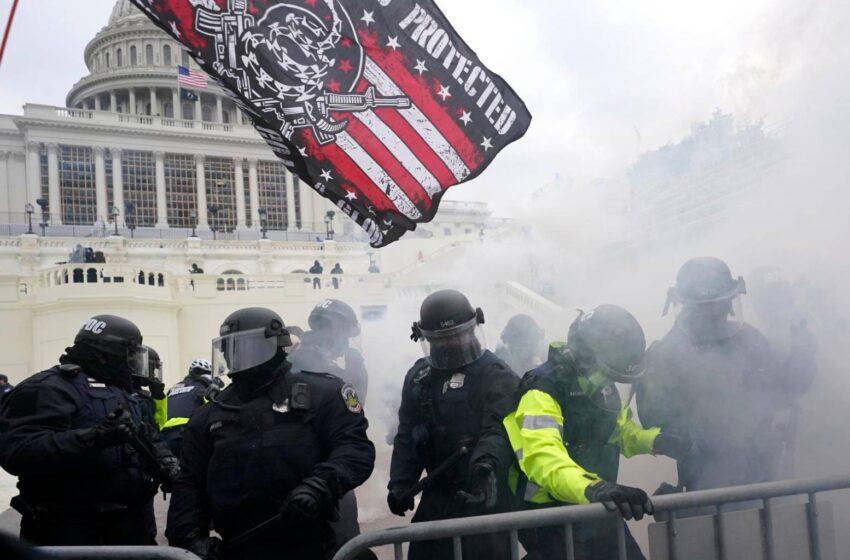 El Pentágono defiende su criticado retraso en frenar el asalto al Capitolio