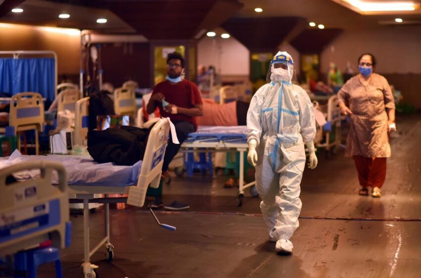 Récord de 6.148 muertes por covid-19 en India al revisar una región los datos