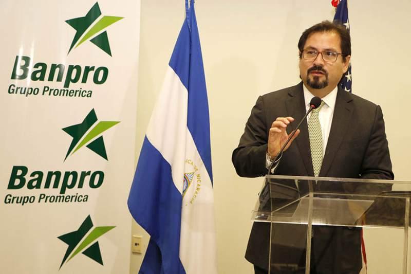 La Policía de Nicaragua detiene al gerente general del Banco de la Producción