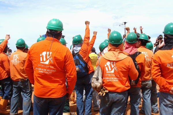 Trabajadores petroleros invocan protección a  derechos fundamentales