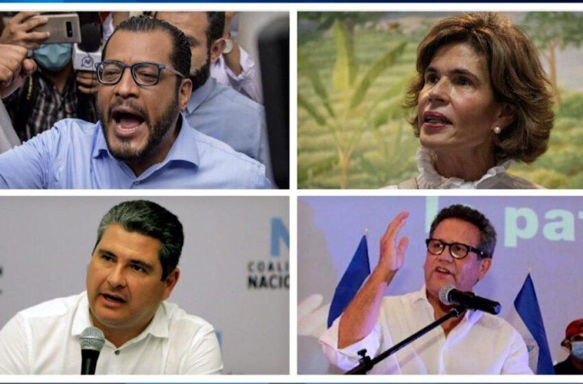 Siguen los arrestos en Nicaragua y EEUU sanciona a cuatro asesores de Ortega