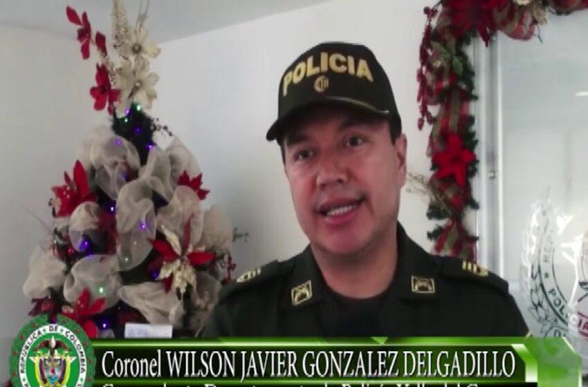 Asumió funciones el nuevo comandante de la Región 7 de policía Coronel González Delgadillo