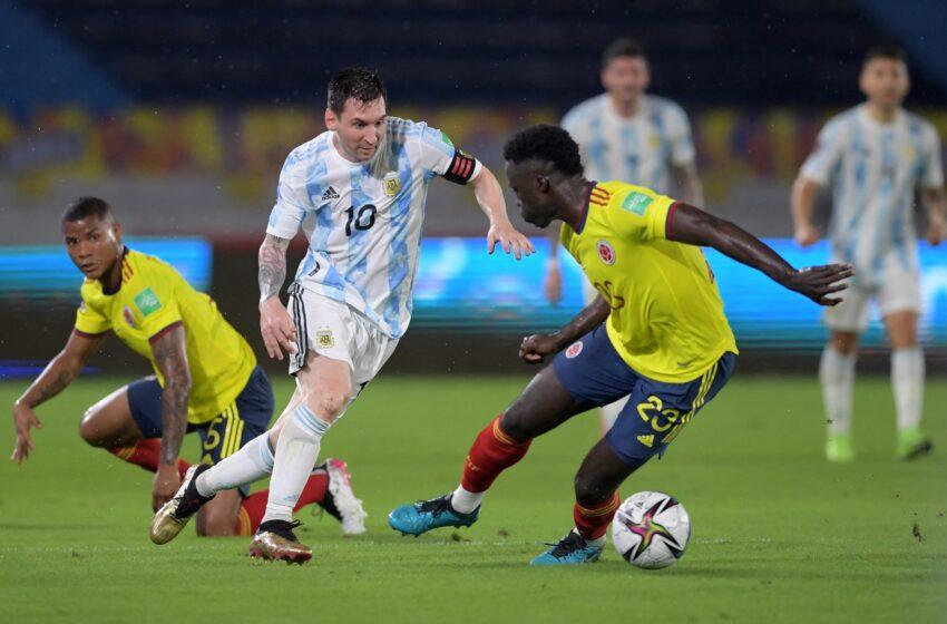 Colombia, afuera de la final; mató al tigre y se asustó en los penaltis