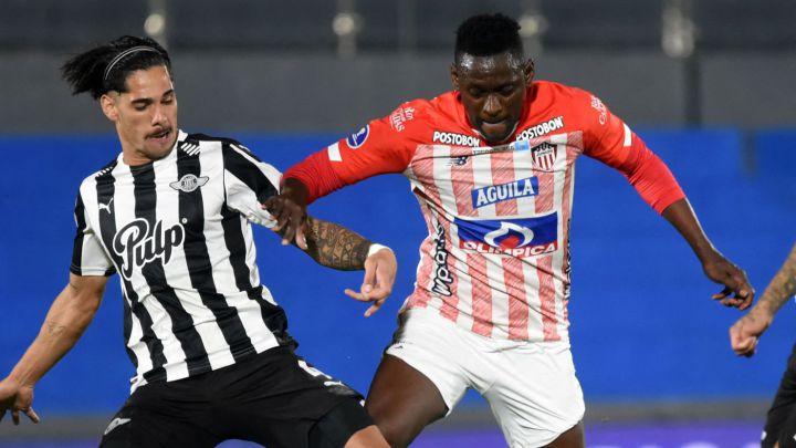 Libertad se mete en cuartos pese a perder con Junior de Barranquilla