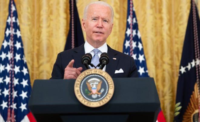 Biden aboga por aprobar la reforma migratoria solo con votos demócratas