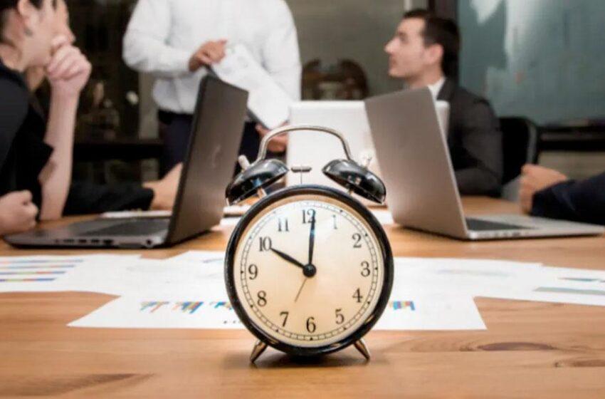 Para disfrutar la jornada de trabajo de 42 horas semanales hay que esperar hasta el 2.027 dice UTRALLANO