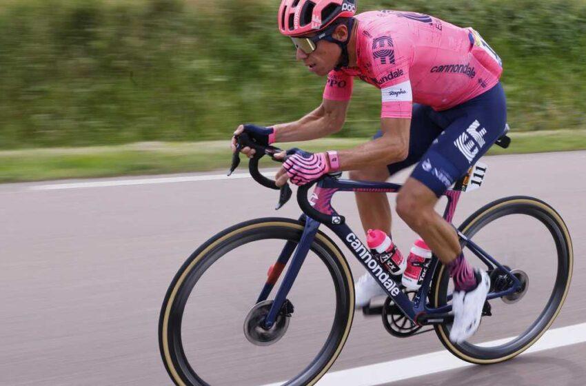 Clasificación general Tour de Francia 2021 tras etapa 11; Rigo Urán ya es segundo