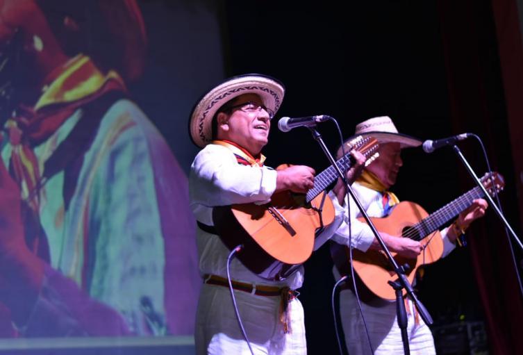 Se inició la fiesta de la música de Colombia en el festival que se cumple en Ibagué
