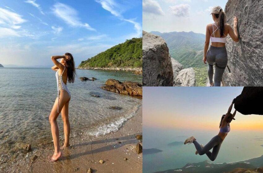 Joven bloguera falleció al caer desde el borde de una cascada por tomarse una selfi
