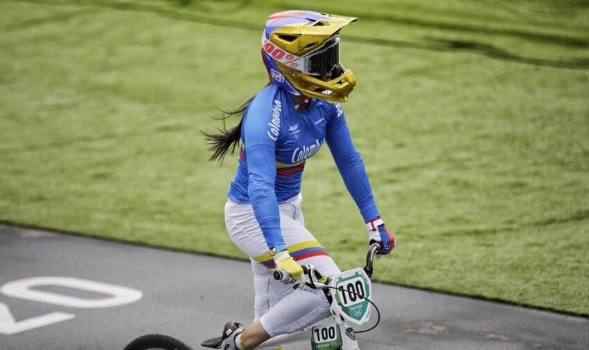¡Histórico! Mariana Pajón logra su tercera medalla olímpica: plata en Tokio 2020