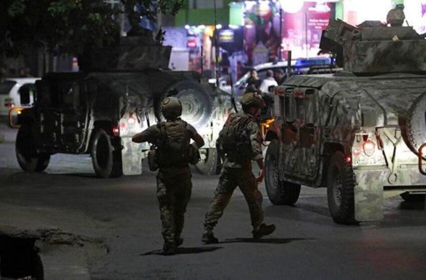 El ataque a la vivienda de ministro en Kabul concluye con al menos 8 muertos