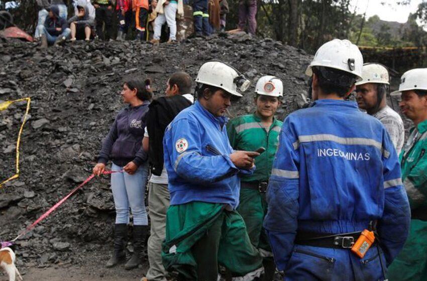 Doce mineros mueren en Colombia por la explosión en una mina de carbón