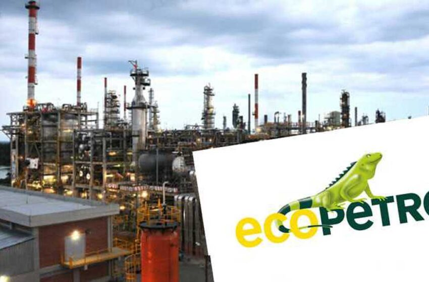 Seis billones ochocientos mil millones de pesos, utilidades de Ecopetrol en el semestre