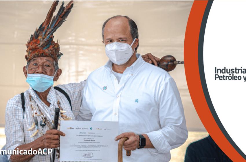 La industria petrolera capacita a líderes sociales e indígenas en Puerto Gaitán