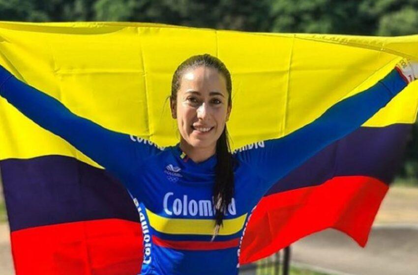 Mariana Pajón dice que los deportistas «no son robots»