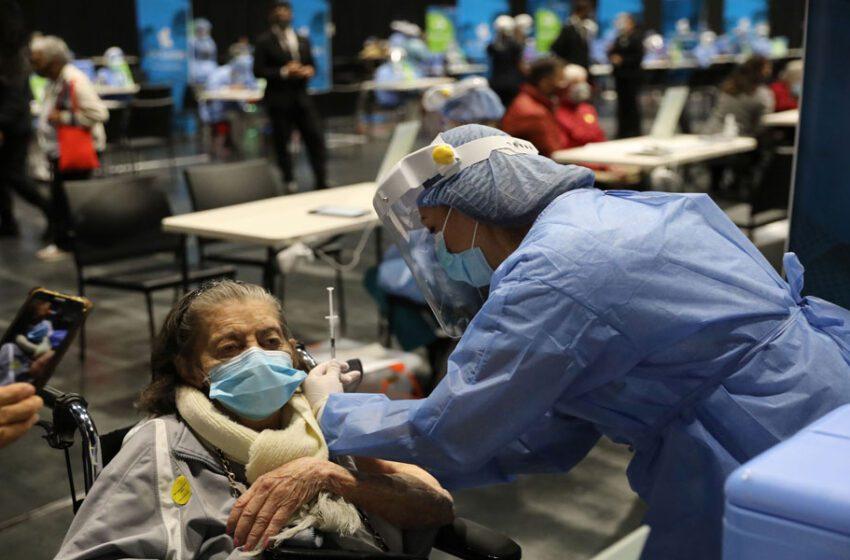 Colombia suma 2.698 casos nuevos y se acerca a los 4,9 millones de contagios