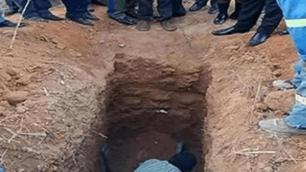 Pastor creía que era Jesús, se enterró vivo, pero al tercer día… no resucitó