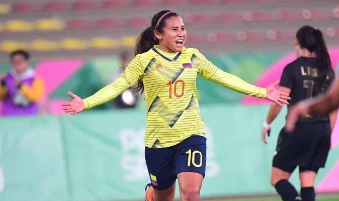 Leicy Santos lidera la convocatoria de Colombia para amistoso con México